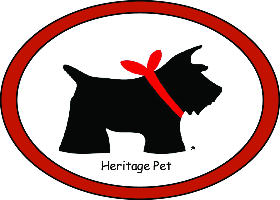 heritage pet logo