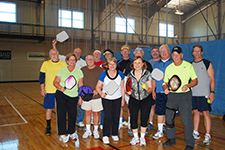 PickleBall parker recreation center