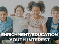 Enrichment-Education Youth Registration