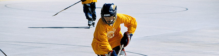 Sports_Youth Inline Hockey