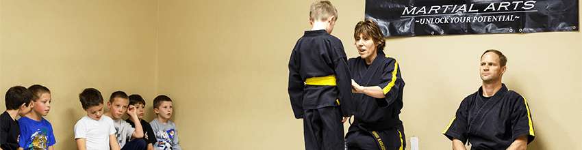 Sports_Youth Martial Arts